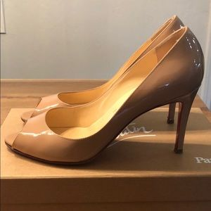 Christian Louboutin You You 85 Patent Calf